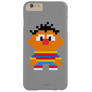 Ernie Pixel Art Barely There iPhone 6 Plus Case