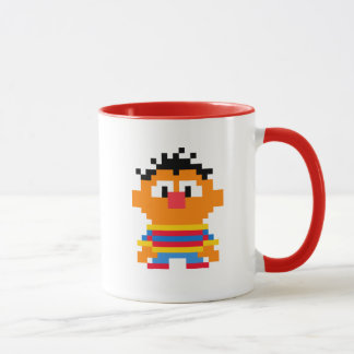 Ernie Pixel Art Mug