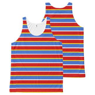 ernie shirt All-Over print tank top