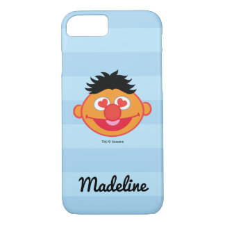 Ernie Smiling Face | Add Your Name iPhone 8/7 Case