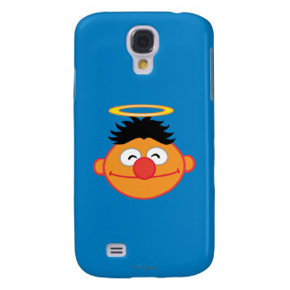 Ernie Smiling Face with Halo Galaxy S4 Case