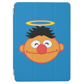 Ernie Smiling Face with Halo iPad Air Cover