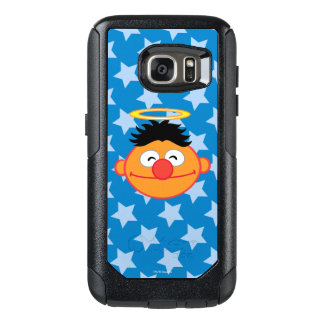 Ernie Smiling Face with Halo OtterBox Samsung Galaxy S7 Case