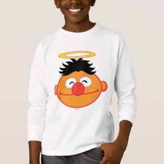 Ernie Smiling Face with Halo T-Shirt