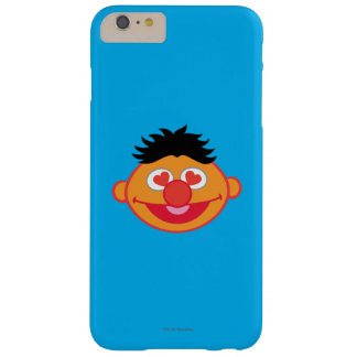 Ernie Smiling Face with Heart-Shaped Eyes Barely There iPhone 6 Plus Case