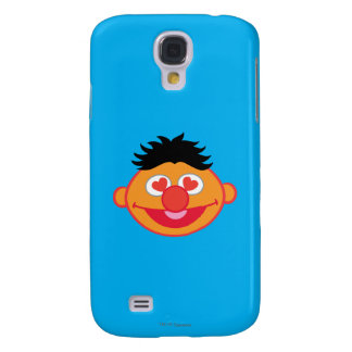 Ernie Smiling Face with Heart-Shaped Eyes Galaxy S4 Case