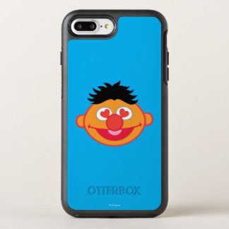 Ernie Smiling Face with Heart-Shaped Eyes OtterBox Symmetry iPhone 8 Plus/7 Plus Case