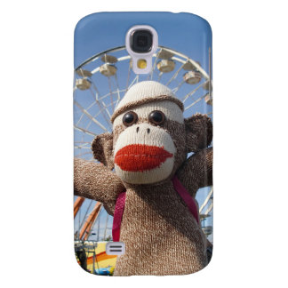Ernie the Sock Monkey iPhone 3 Speck Case (fair)