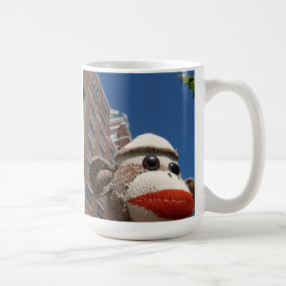 Ernie the Sock Monkey Mug