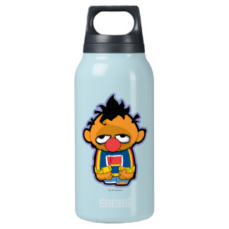 Ernie Zombie Insulated Water Bottle