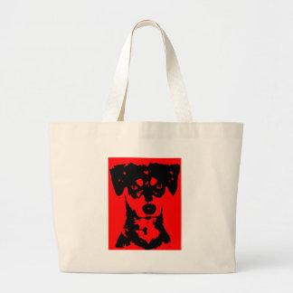 Ernie's Designer Apparel & Gifts Jumbo Tote Bag