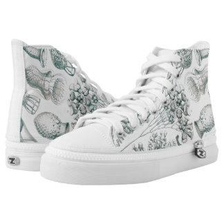 Ernst Haeckel Ciliata Shoes