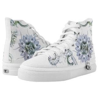 Ernst Haeckel Discomedusae Shoes