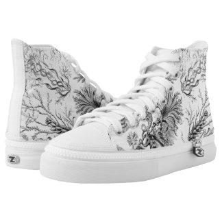Ernst Haeckel Fucoideae Shoes