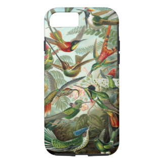 Ernst Haeckel Hummingbirds iPhone 8/7 Case