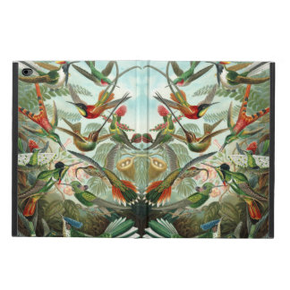Ernst Haeckel ~ Hummingbirds Powis iPad Air 2 Case