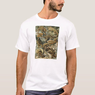 Ernst Haeckel - Lacertilia T-Shirt