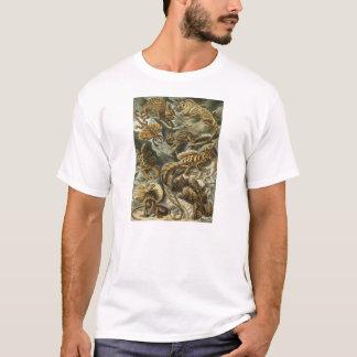 Ernst Haeckel - Lacertilia T-Shirt