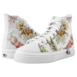 Ernst Haeckel Nudibranchia Shoes