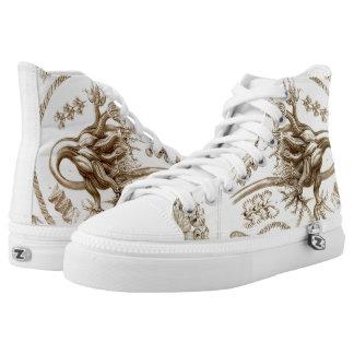Ernst Haeckel Pennatulida Shoes