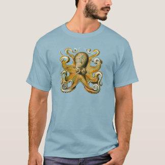 Ernst Haeckel's Octopus T-Shirt