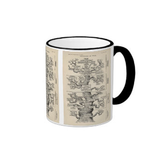 Ernst Haeckel s tree of life Coffee Mugs