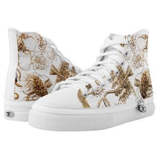 Ernst Haeckel Tubulariae Shoes