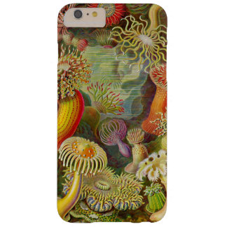 Ernst Haeckel's Actinae Ocean Life Barely There iPhone 6 Plus Case