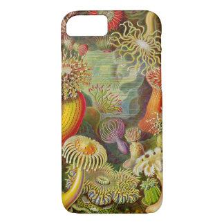 Ernst Haeckel's Actinae Ocean Life iPhone 7 Case