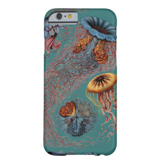 Ernst Haeckel's Disco Medusae Barely There iPhone 6 Case
