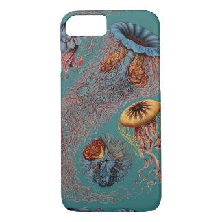 Ernst Haeckel's Disco Medusae iPhone 7 Case