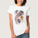 Ernst Haeckel's Disco Medusae Shirts