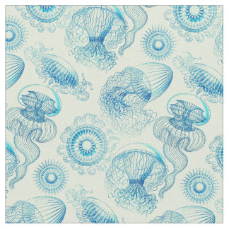 Ernst Haeckel's Leptomedusae Fabric
