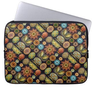 Ernst Haeckel's Oceanic Wonders Laptop Sleeve