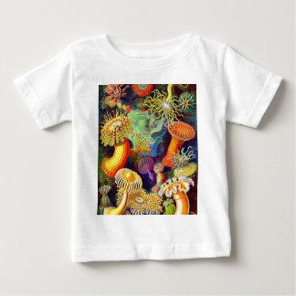 Ernst Haeckel's Sea Anemones Baby T-Shirt