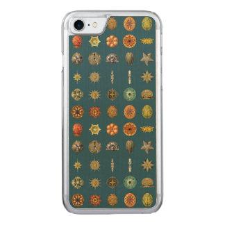 Ernst Haeckel's Undersea Jewels Carved iPhone 8/7 Case