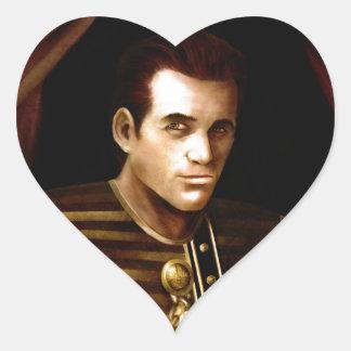 Ernst Heart Sticker