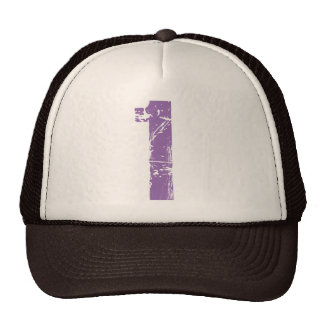 Eroded Style Number One Cap