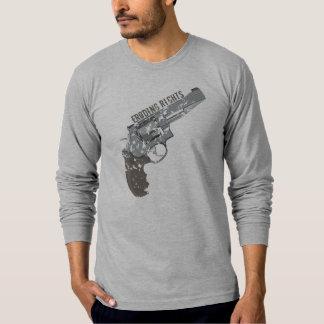 Eroding Rights Gun T-Shirt