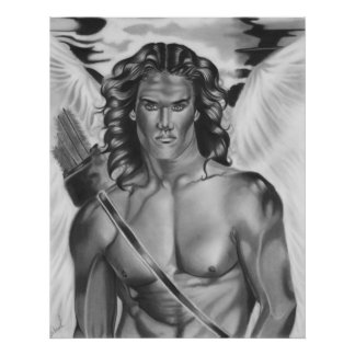 Eros Angel Love Print