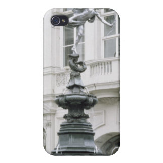 Eros, Piccadilly Circus Case For iPhone 4
