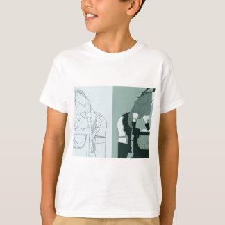 erotic digital vector illustration, 8.5 x 11 inch, T-Shirt