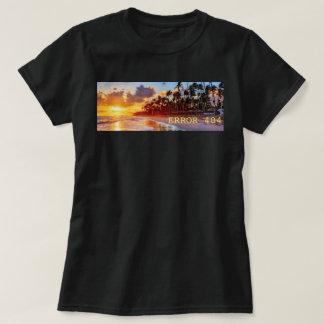 Error 404 T-Shirt