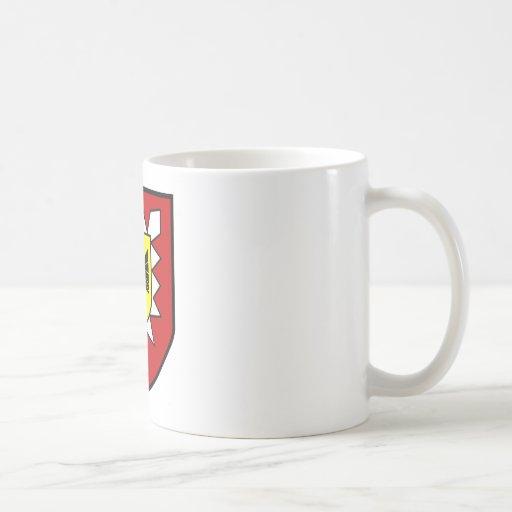 Ersatzbataillons 620 classic white coffee mug