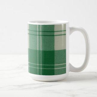 Erskine Dress Green Tartan Mug