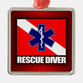 ERT Diver 2 Christmas Ornament