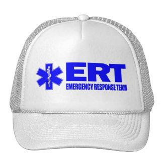 ERT -Emergency Response Team Cap