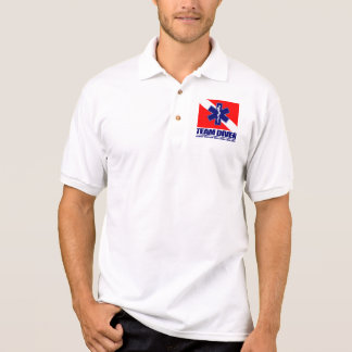 ERT Team Diver Polo Shirt