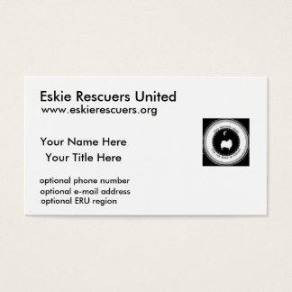 ERU Business Card Template