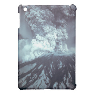 Eruption of Mount Saint Helens Stratovolcano 1980 Case For The iPad Mini